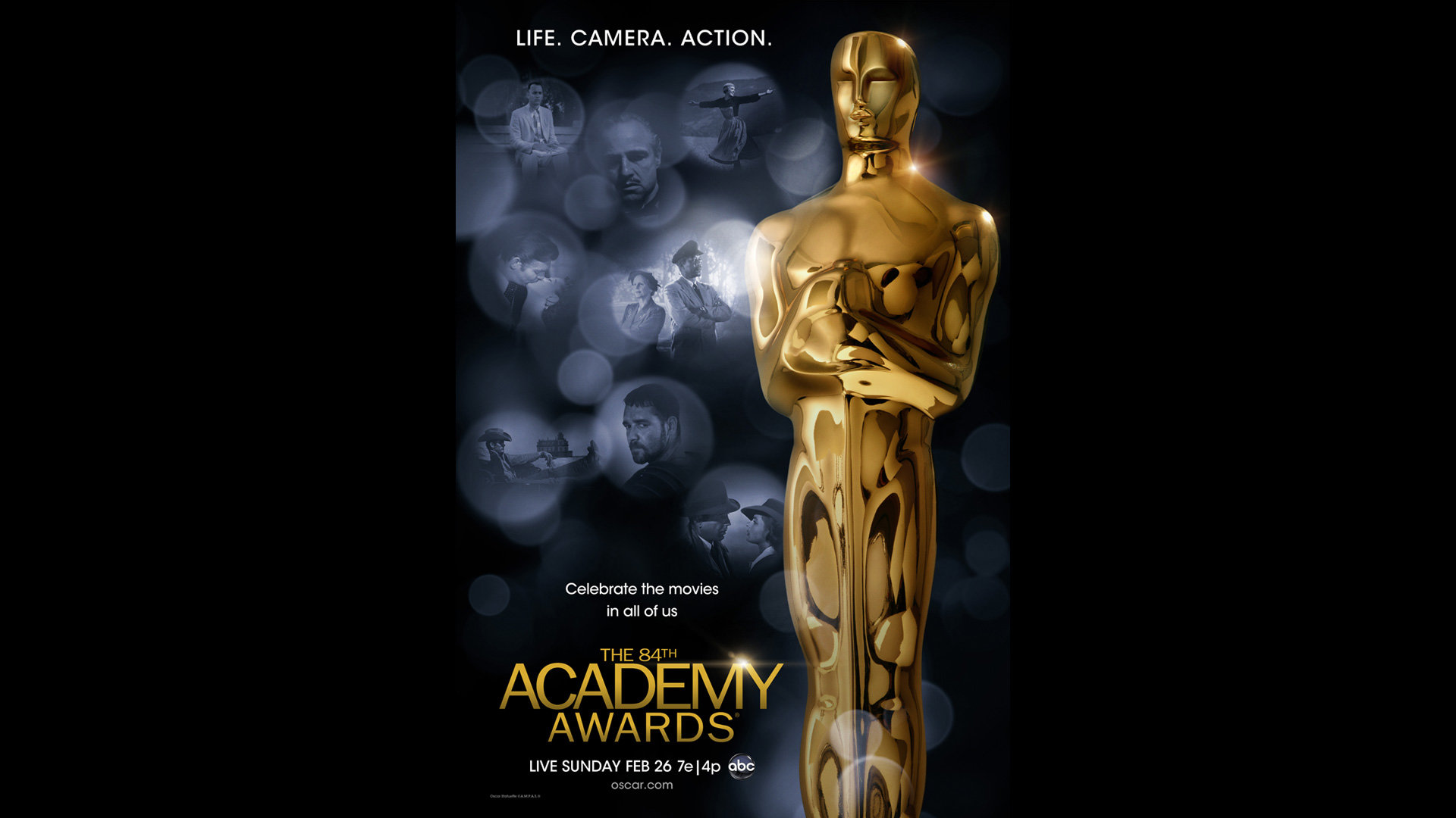 Academy poster celebrates the movies oscars 2019 news - Academy awards 2017 download ...