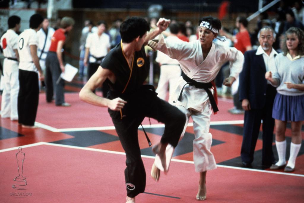 The Karate Kid (1984) ile ilgili görsel sonucu