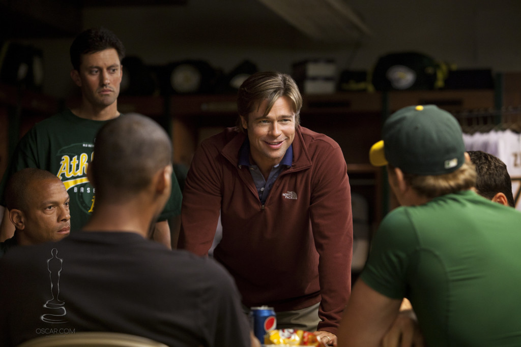 Image result for Moneyball (2011)