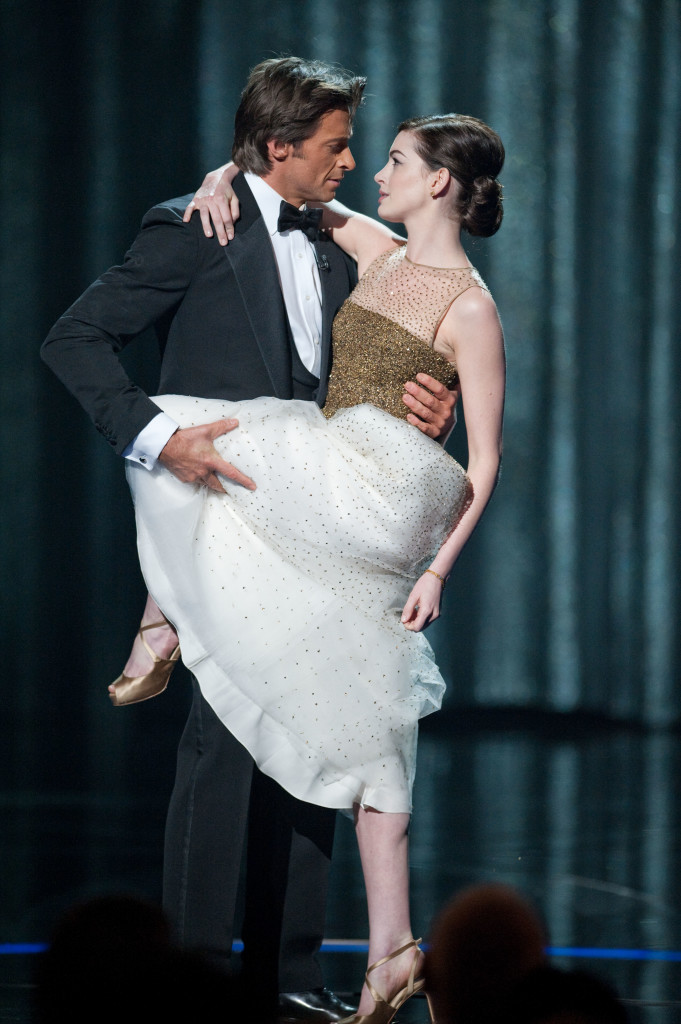Hugh Jackman Amp Anne Hathaway Memorable Music Moments