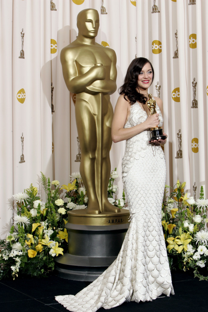 80th Academy Awards - 2008: Best Actress Nominees - 2015 ...