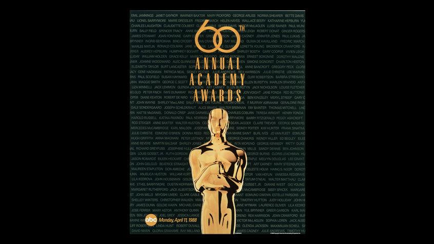 60th Academy Awards