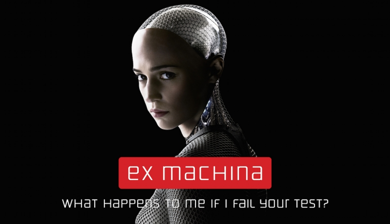 Image result for picture of ex machina