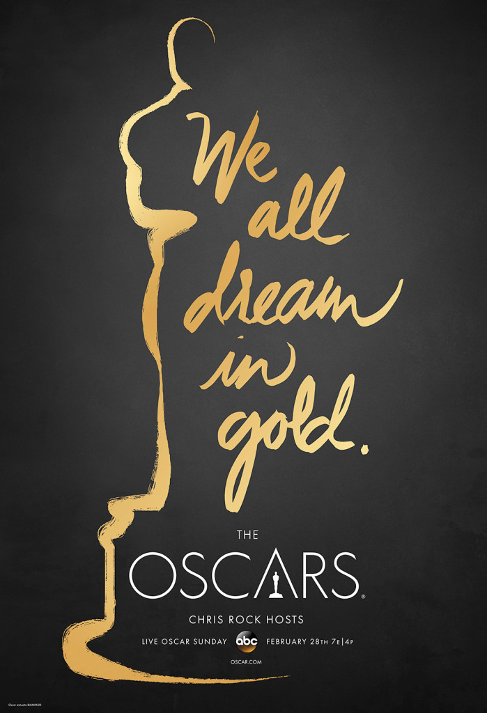 Statuette Poster Newv2 on red carpet oscar statuette