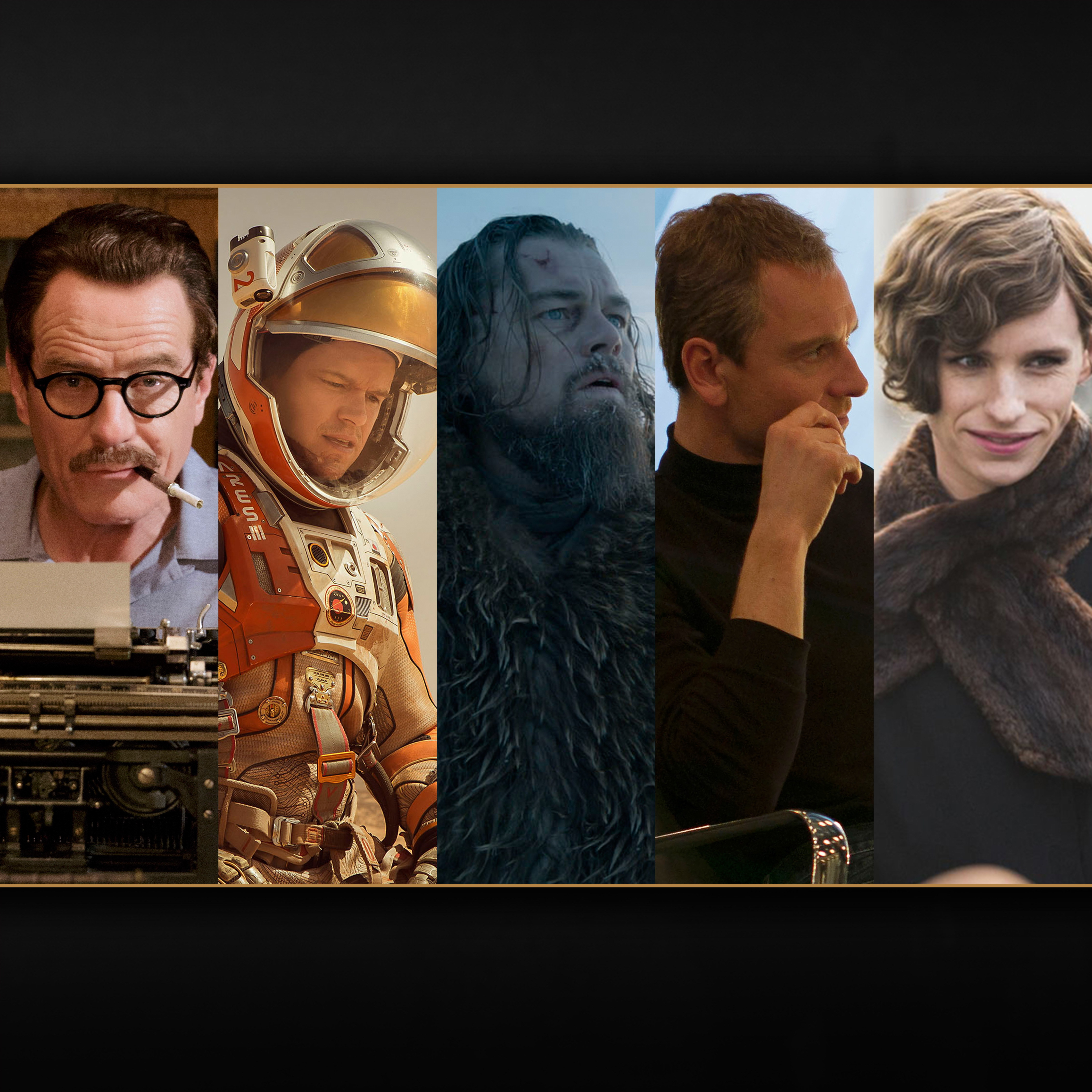 Best Actor Nominations  Oscars Oscars Th Academy Awards