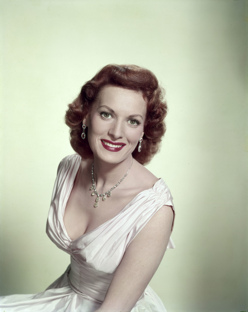 Maureen ohara on oscar award time
