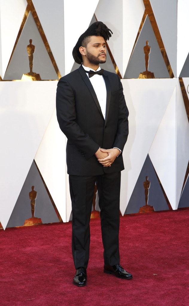 Best dressed from the 2016 oscars red carpet oscars 2016 news 88th academy awards - Oscars red carpet online ...