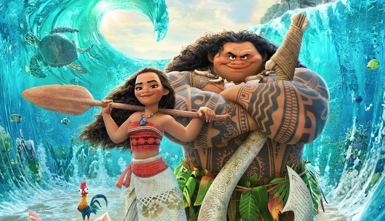 Moana Gets 2 Oscar Nominations Including Animated Feature Film ...