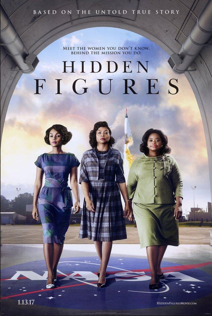 Hidden Figures: Best Picture - Oscar Nominees 2017