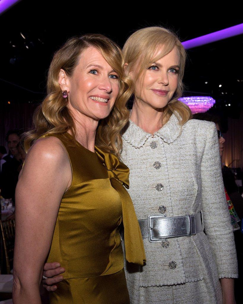 b0648641863c Laura Dern and Nicole Kidman - 2017 Oscars Nominee Luncheon  Oscars ...