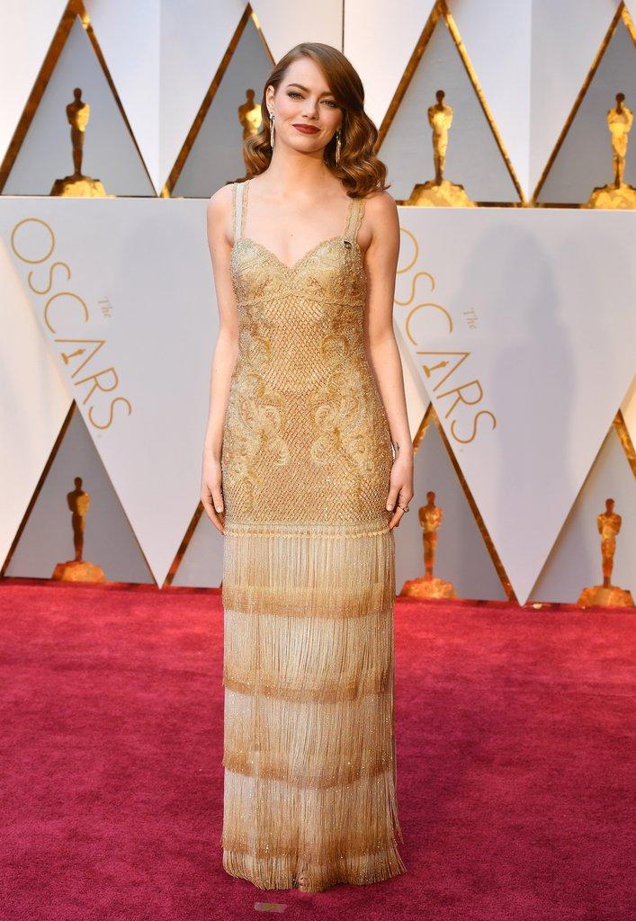 Emma Stone Red Carpet