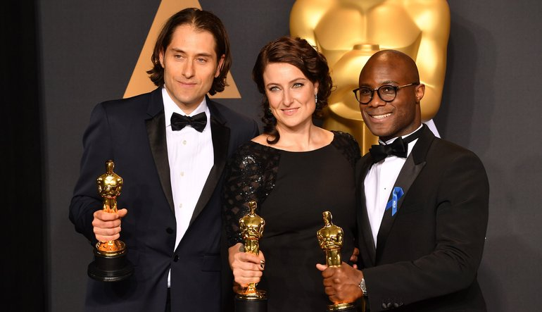 Moonlight Wins 3 Oscars Including 2017 Best Picture Oscars 2017