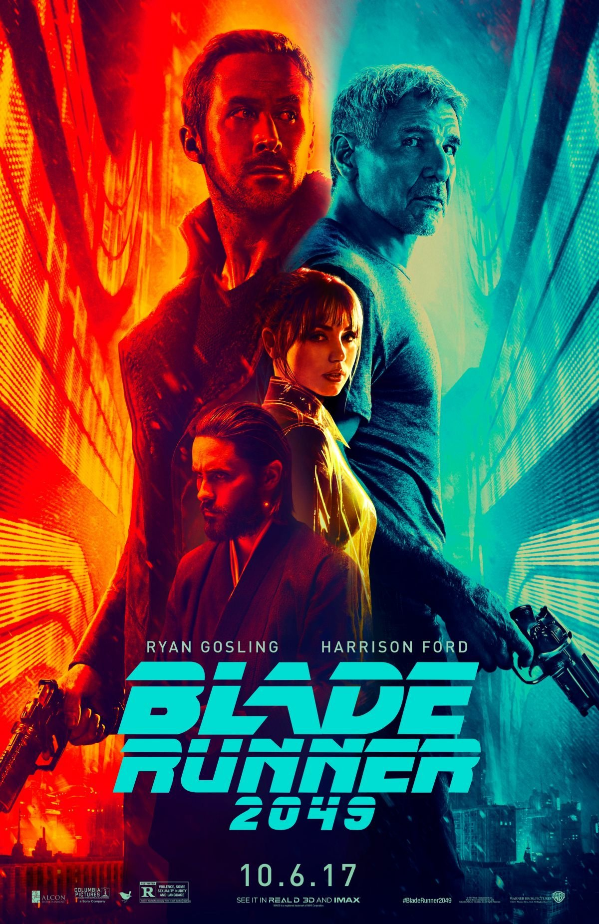 Extraordinary Visual Effects for Blade Runner 2049