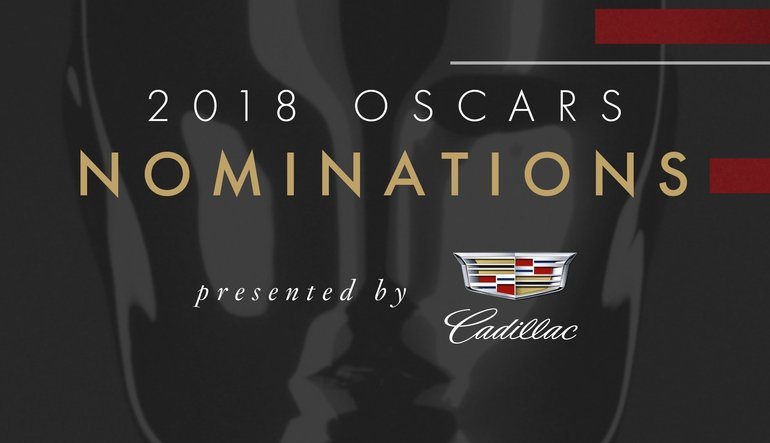 oscar nominations 2018 full list of nominated movies oscars 2018