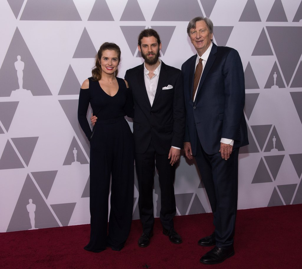 Image result for image of Chris Overton and Rachel Shenton oscar 2018