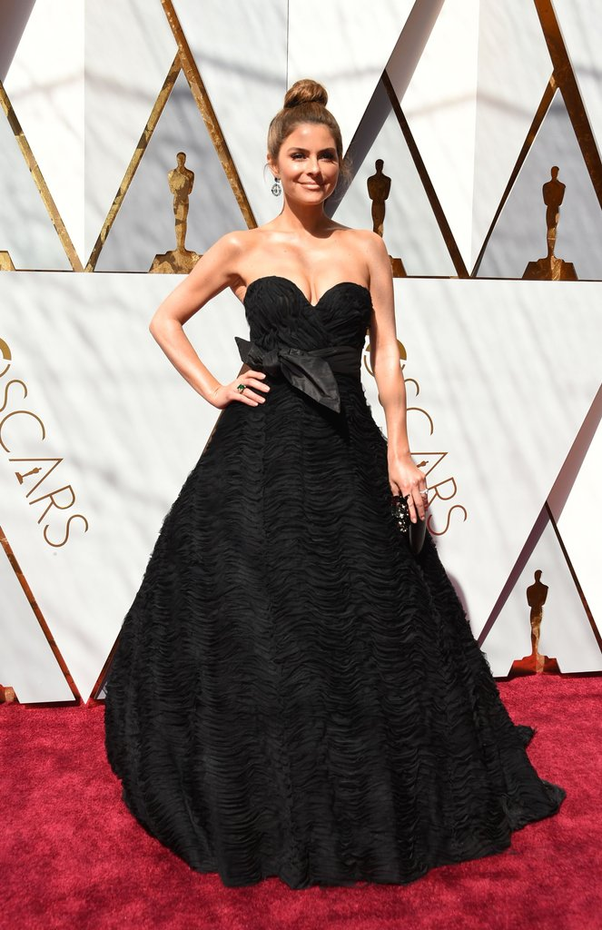 Maria Menounos on the Oscars Red Carpet 2018: Oscars Red ...
