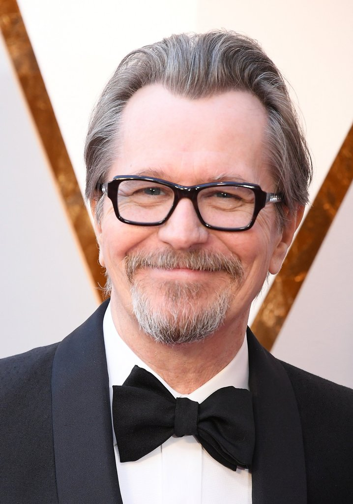 Gary Oldman On The Oscars Red Carpet 2018 Oscars Red