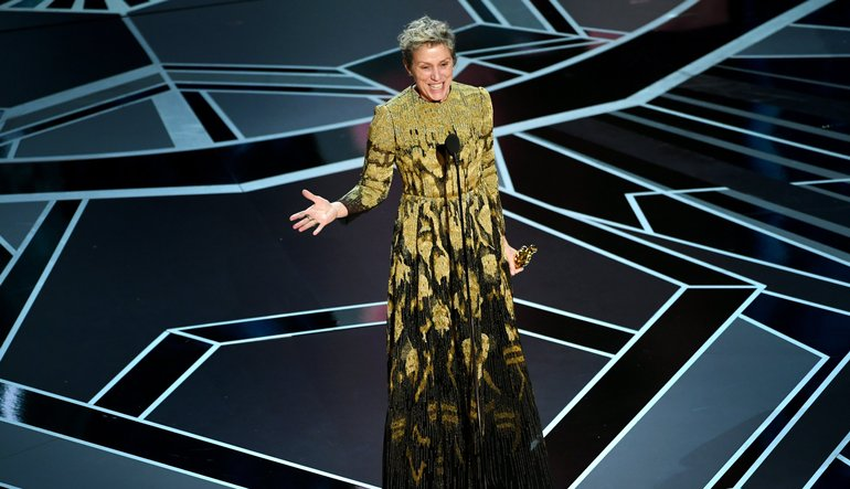 Image result for frances mcdormand best actress oscars