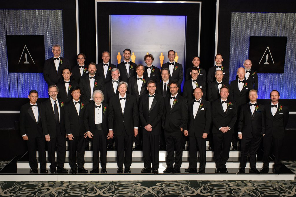 91st Academy Awards, Scientific and Technical Achievement Awards, Group