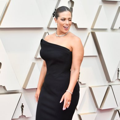 Ashley Graham on the Oscars Red Carpet 2019