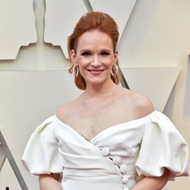 Marianne Farley on the Oscars Red Carpet 2019