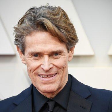 Willem Dafoe on the Oscars Red Carpet 2019