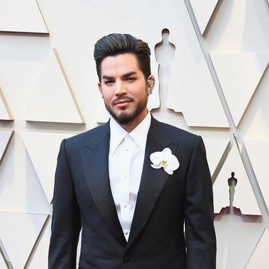 Adam Lambert on the Oscars Red Carpet 2019