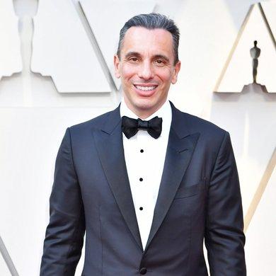 Sebastian Maniscalco on the Oscars Red Carpet 2019