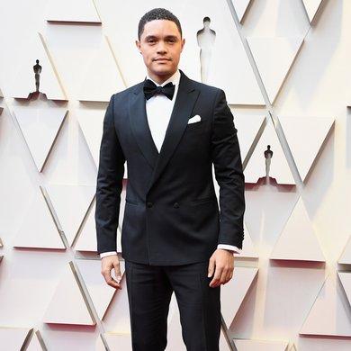 Trevor Noah on the Oscars Red Carpet 2019