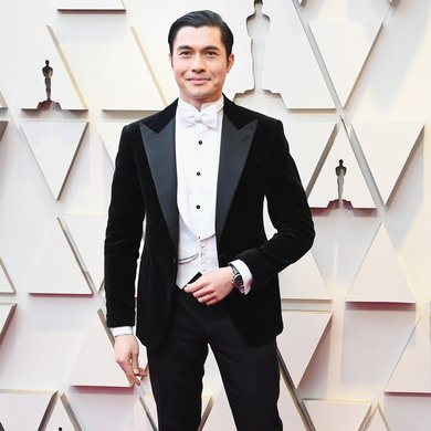 Henry Golding on the Oscars Red Carpet 2019