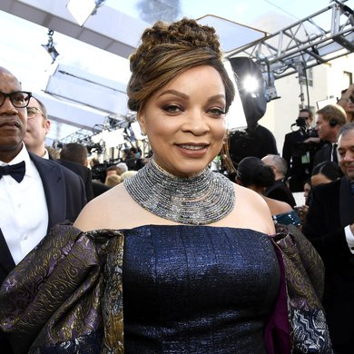 Ruth E. Carter on the Oscars Red Carpet 2019