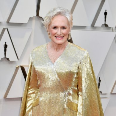 Glenn Close on the Oscars Red Carpet 2019