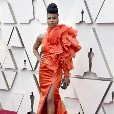 Hannah Beachler on the Oscars Red Carpet 2019