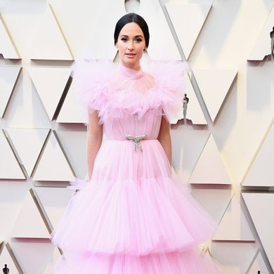 Kacey Musgraves on the Oscars Red Carpet 2019