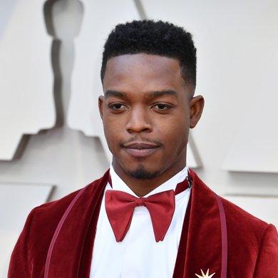 Stephan James on the Oscars Red Carpet 2019