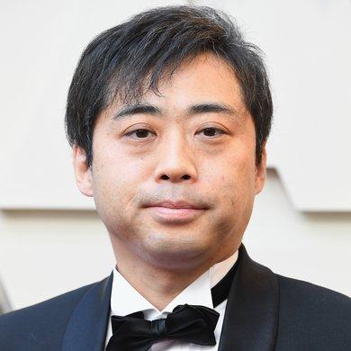 Yuichiro Saito on the Oscars Red Carpet 2019