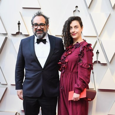 Eugenio Caballero on the Oscars Red Carpet 2019