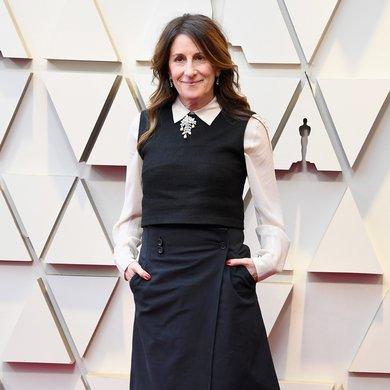 Nicole Holofcener on the Oscars Red Carpet 2019
