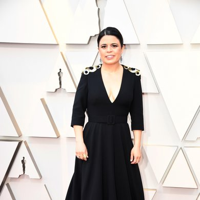Gabriela Rodriguez on the Oscars Red Carpet 2019