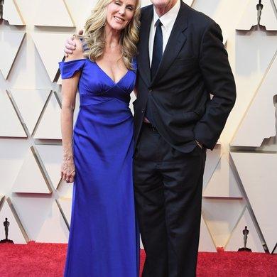 Rachelle Carson and Ed Begley Jr. on the Oscars Red Carpet 2019