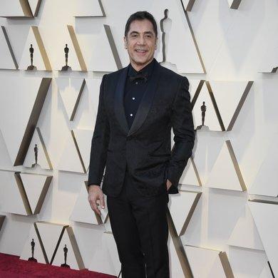 Javier Bardem on the Oscars Red Carpet 2019