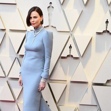 Charlize Theron's Oscars 2019 Dress
