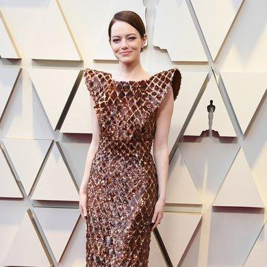Emma Stone's Oscars 2019 Dress