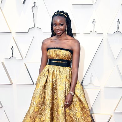 Danai Gurira on the Oscars Red Carpet 2019