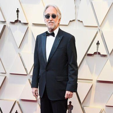 Neil Portnow on the Oscars Red Carpet 2019