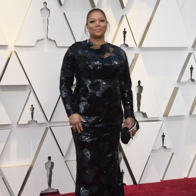 Queen Latifah on the Oscars Red Carpet 2019