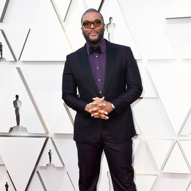 Tyler Perry on the Oscars Red Carpet 2019
