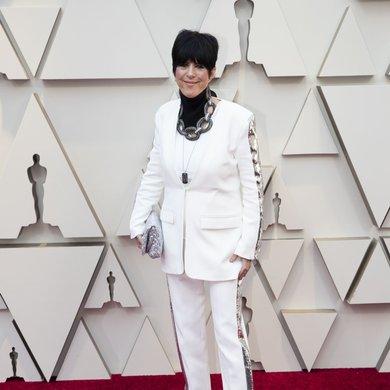 Diane Warren on the Oscars Red Carpet 2019