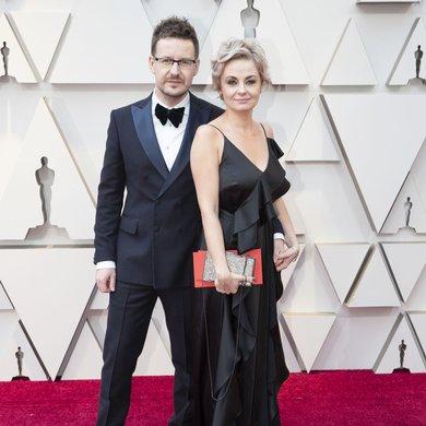 Lukasz Zal on the Oscars Red Carpet 2019
