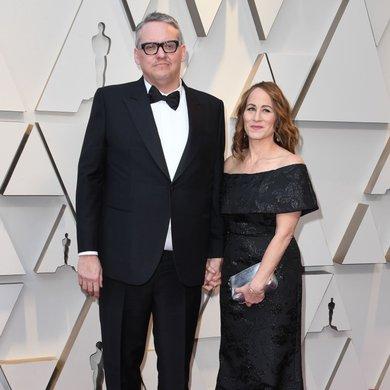 Adam McKay on the Oscars Red Carpet 2019